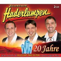 Zillertaler Haderlumpen - 20 Jahre - 2CD