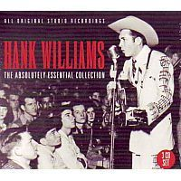 Hank Williams - The Absolutely Essential Collection - 3CD