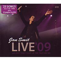 Jan Smit - Live 09 - 2CD
