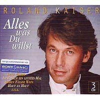 Roland Kaiser - Alles was du willst - 3CD