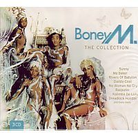 Boney M - The Collection - 3CD