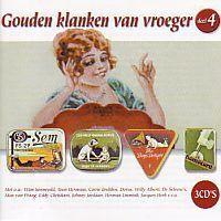 Gouden Klanken Van Vroeger - Deel 4 - 3CD