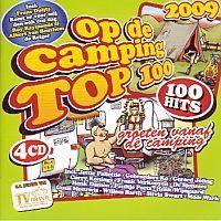 Op de camping Top 100 2009 - 4CD