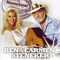 Ben en Carmen Steneker - Homeland - CD