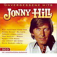 Jonny Hill - Unvergessliche Hits - 3CD