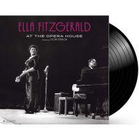 Ella Fitzgerald - At The Opera House - LP