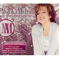 Monika Martin - Du hast mich gekusst - DeLuxe Edition mit Bonus CD - 2CD