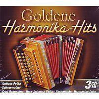 Goldene Harmonika-Hits - 3CD