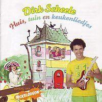 Dirk Scheele - Huis, tuin en keukenliedjes - CD