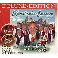 Kastelruther Spatzen - Ein Kreuz und eine Rose - Deluxe Edition - 2CD