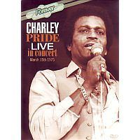 Charley Pride, Live in concert March 1975 - Forever - DVD