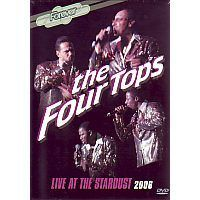 The Four Tops - Live at The Stardust 2006 - Forever - DVD