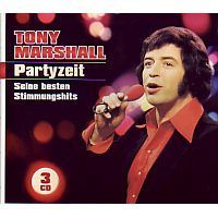 Tony Marshall - Partyzeit, seine besten Stimmunghits - 3CD