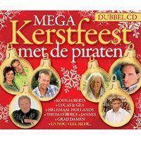 Mega Kerstfeest met de Piraten - 2CD