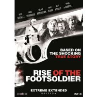 Rise Of The Footsoldier - Extreme Extended Edition - DVD
