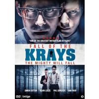 Fall Of The Krays - The Mighty Will Fall - DVD