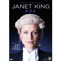 Janet King - Serie 1-3 - 9DVD