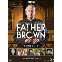 Father Brown - The Collection Series 1-8 - 29DVD