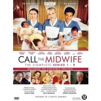 Call The Midwife - The Complete Series 1-9 - 25DVD