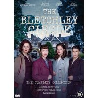 The Bletchley Circle - The Complete Collection - 4DVD