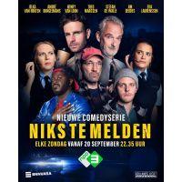 Niks Te Melden - TV Serie - DVD