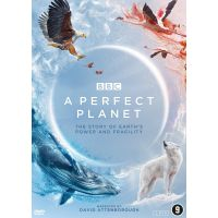 A Perfect Planet - BBC - 2DVD