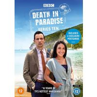 Death In Paradise - Serie 10 - 2DVD