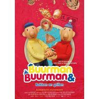 Buurman & Buurman - Bakken En Grillen - DVD