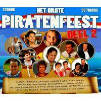 Het Grote Piratenfeest Deel 2 - 2CD