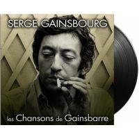 Serge Gainsbourg - Les Chansons De Gainsbarre - LP