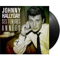 Johnny Hallyday - Ses Tendres Annees - LP