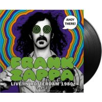 Frank Zappa - Live In Rotterdam 1980 Part 2 - LP