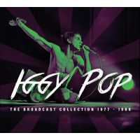 Iggy Pop - The Broadcast Collection 1977-1988 - 4CD