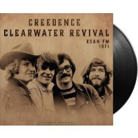 Creedence Clearwater Revival - Ksan FM 1971 - LP