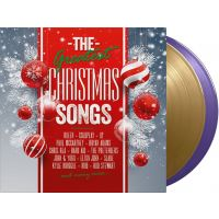 The Greatest Christmas Songs - Coloured Vinyl - 2LP