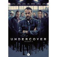 Undercover - Seizoen 2 - Netflix - 3DVD