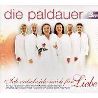 Die Paldauer - Ich entscheide mich fur Liebe - 3CD