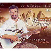 Oswald Sattler - Meine Berge Dolomiten - 3CD