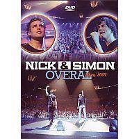 Nick en Simon - Overal Ahoy 2009 - DVD