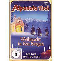Alpentrio Tirol - Weihnacht in den Bergen - DVD