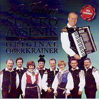 80 Jahre Slavko Avsenik und seine Original Oberkrainer 2CD 50 Hits