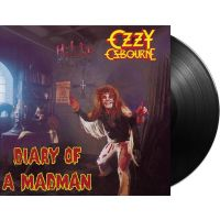 Ozzy Ozbourne - Diary Of A Madman - LP
