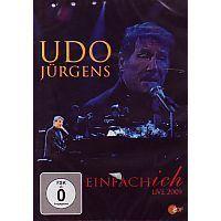 Udo Jürgens - Einfach Ich Live 2009 - DVD