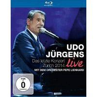 Udo Jurgens - Das Letzte Konzert - Live - BLURAY