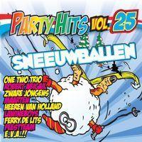 Party Hits - Vol. 25 - Sneeuwballen - CD