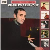 Charles Aznavour - Timeless Classic Albums - 5CD