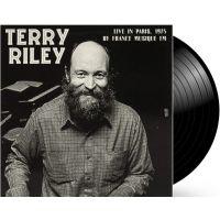 Terry Riley - Live In Paris, 1975 By France Musique FM - LP