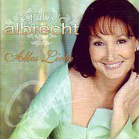 Gaby Albrecht - Alles Liebe - CD