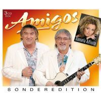 Amigos & Daniela Alfinito - Sonderedition - 3CD