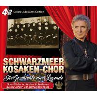 Schwarzmeer Kosaken-Chor - Die Geschichte Einer Legende - 4CD